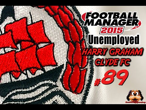 Football Manager 2015 Unemployed  Ep 89 5th Round ScottDogGaming HD
