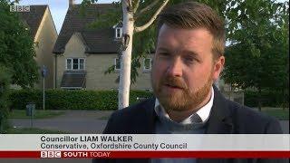 BBC Oxford Interview | Ram raids in Oxfordshire