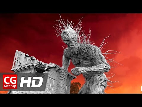 """CGI VFX Breakdown HD """"Making of A Monster Calls"""" by Glassworks Vfx 