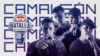 CAMALEÓN | Beat by MYKKA | Prod. CENZI STILOS | Red Bull Internacional 2019