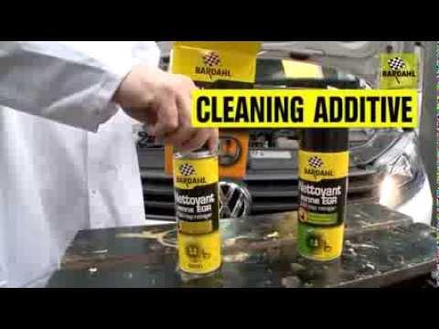 Professional cleaning - Bardahl Bardahl
