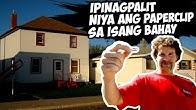 PAPERCLIP IPINAGPALIT SA ISANG BAHAY | Kaalaman