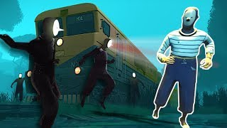 RUNNING FROM A ZOMBIE SWARM! - Pandemic Express Gameplay - Zombie Survival Game