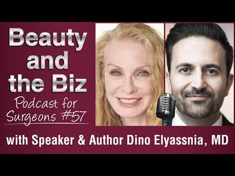 Ep.57: With Speaker & Author Dino Elyassnia, MD