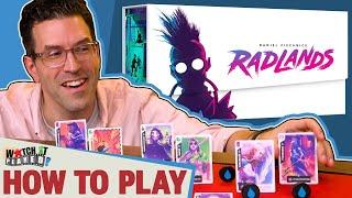 Radlands - How T๐ Play
