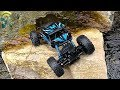 Review HB P1803 4WD RC Car 2.4GHz 1:18 Scale RC Rock Crawler Off-road Race Truck Toy Kids Gifts