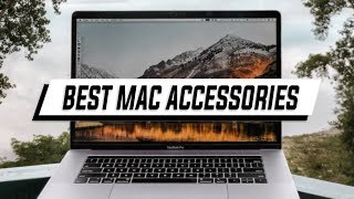 15 Must Have MacBook Pro Accessories for 2018