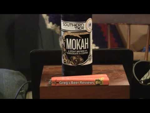 Beer Review # 1760 (Long Video) Southern Tier Mokah Chocolate & Coffee Stout