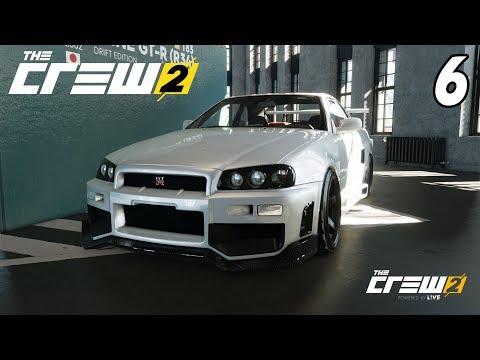 Modif Mobil, Pilihan Part Mobilnya Banyak !!!! - THE CREW 2 #6