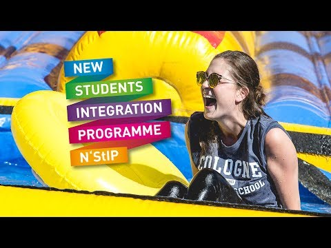 New Students Integration Programme