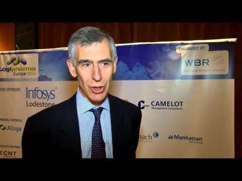 LogiPharma Interview - Carlo de Notaristefani - Teva Pharmaceuticals