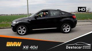 Осмотр и тест драйв BMW X6 40D в Германии(На нашем канале мы подробно рассказываем о немецком автомобильном рынке. Осмотры, тест-драйвы, покупка..., 2015-04-16T16:40:50.000Z)