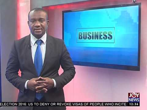 Oil and Gas Sector - Joy Business Today (15-11-16)