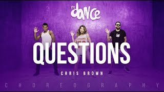 Questions - Chris Brown | FitDance Life (Choreography) Dance Video