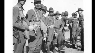 "Masami Fujimoto: ""Horse Soldier"" -- 1st Cavalry Division, U.S. Army, Ft. Bliss, TX (Circa 1941)"