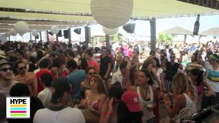 HYPE #2   Robert James & Ali Love @ Delphina Hammamet Tunisia