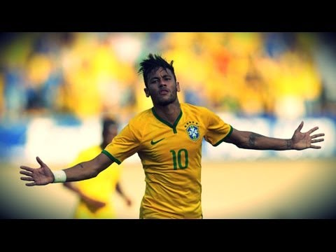 Neymar Jr - WORLD CUP 2014 ► All Goals & Skills | Brazil vs Holland PROMO | HD (Highlights)
