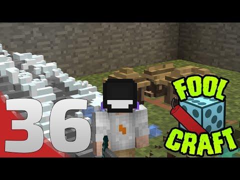 FOOLCRAFT - EP 36 - SAMI IN MINIATURA | Minecraft modat