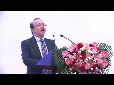 Speech by Prof. Nabil Baydoun at the 2nd China-UAE Conference
