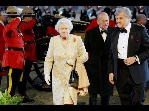 A  Russian tribute to Queen Elizabeth II