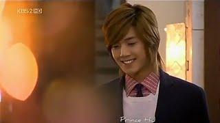 Yoon ji hoo smile - kim hyun joong smile - boys over flowers