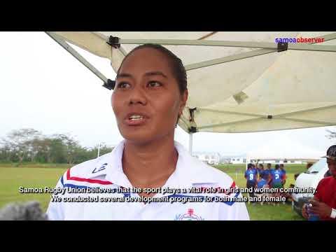 Women's Sevens tournament underway