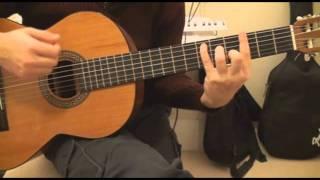 How To Play You Da One - Rihanna On Guitar Tutorial