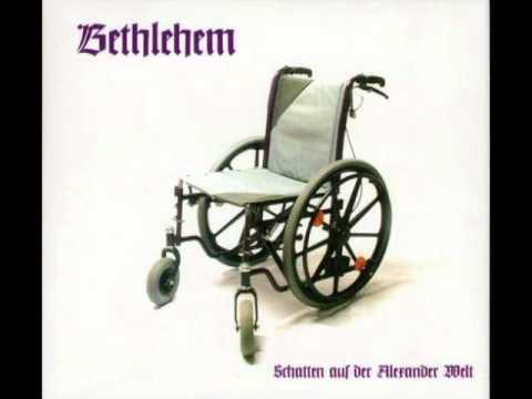 Bethlehem - Das 4. Tier Aß Den Mutterwitz