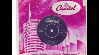 GENE VINCENT -  BABY BLUE -  TRUE TO YOU -  UK CAPITOL CL 14868