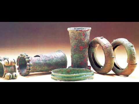วิชาประวัติศาสตร์ ป.4 หลักฐานทางโบราณคดี(ยุคโลหะ)