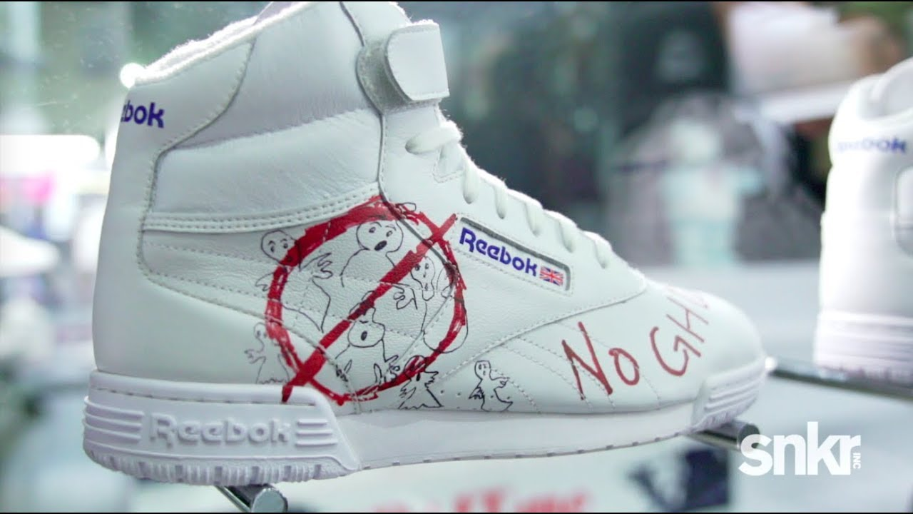 7331ea5f09f snkrFEETURE: BAIT x Stranger Things x Ghostbusters x Reebok Collab Reveal  Party