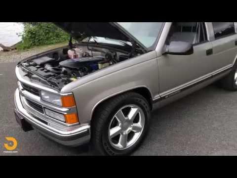 1998 Chevrolet Tahoe LS9