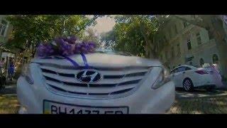 Прокат авто на свадьбу в Одессе от компании Luxury Wedding