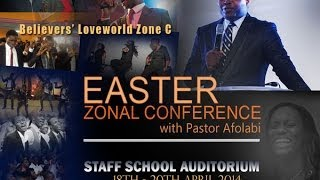Easter Zonal Conference With Pastor Afolabi - Day 2