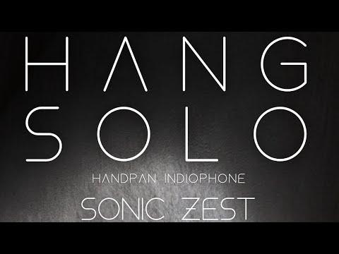 Sonic Zest presents: Hang Solo (Pan Drum) - Preset Overview