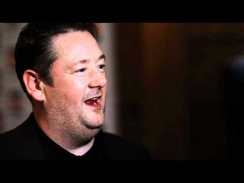 Johnny Vegas on Desert Island Discs: October 3rd 2010