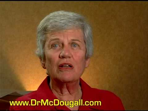 Ann Wheat changed to the McDougall Program and is now enjoying excellent health