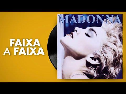 Discografia Madonna -  True Blue 1986