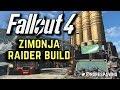 Fallout 4 - Outpost Zimonja Raider Build