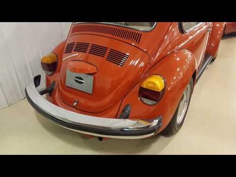 1975 Volkswagen Beetle for sale