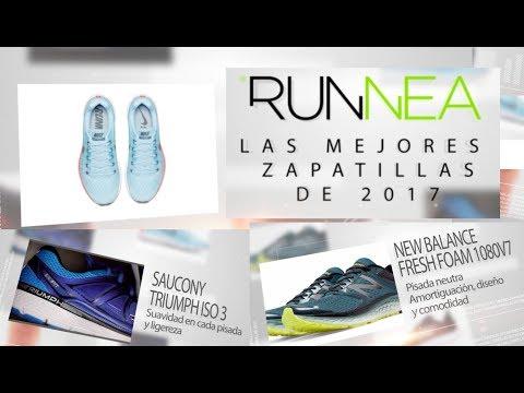 Las mejores zapatillas running 2017 ??