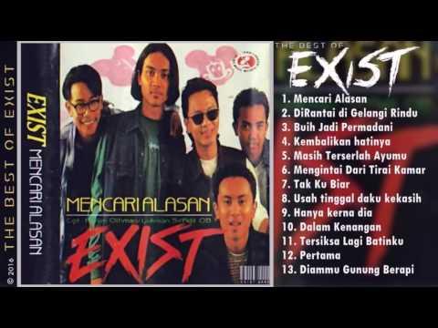 Exist   Full Album   Lagu Lawas Nostalgia   Lagu Malaysia Lama Populer