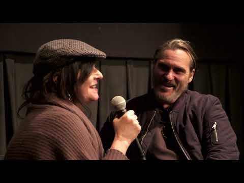Working with Joaquin Phoenix: Lynne Ramsay at BAM