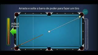 Jogo de bilhar 8 Ball Live Testando screenshot 2
