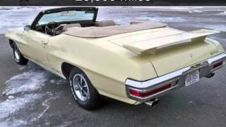 1970 Pontiac  GTO Convertible  Used Cars - Mankato,Minnesota - 2013-08-15