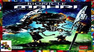 LEGO instructions - Bionicle - 8912 - Toa Hewkii
