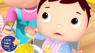 No I Don't Want The Spoon - Little Baby Bum | Cartoons and Kids Songs | Songs for Kids | Moonbug TV