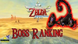 Skyward Sword - Boss Ranking