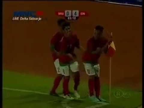 Download Indonesia vs Brunei Darussalam 5 0 Goal & Highlight   AFF U19   10 September 2013 1 online video cut