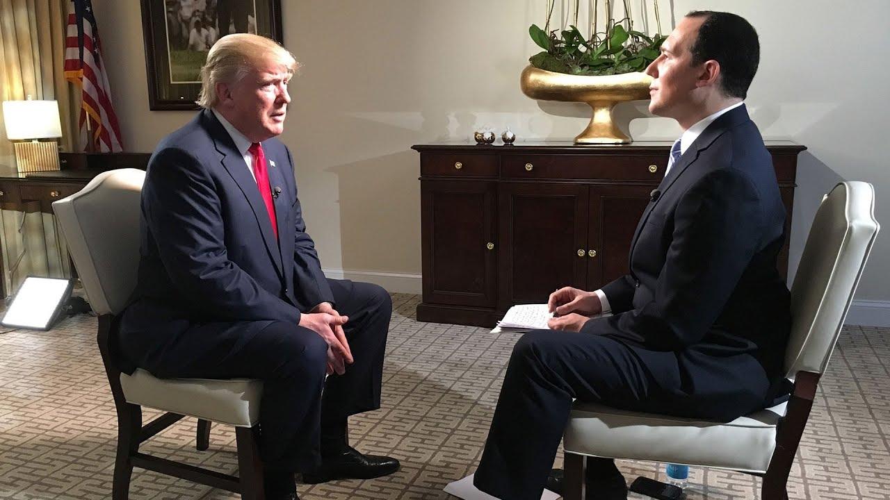 Trước các diễn biến phức tạp, Tổng thống Trump ngỏ lời với người Công Giáo trên đài truyền hình EWTN